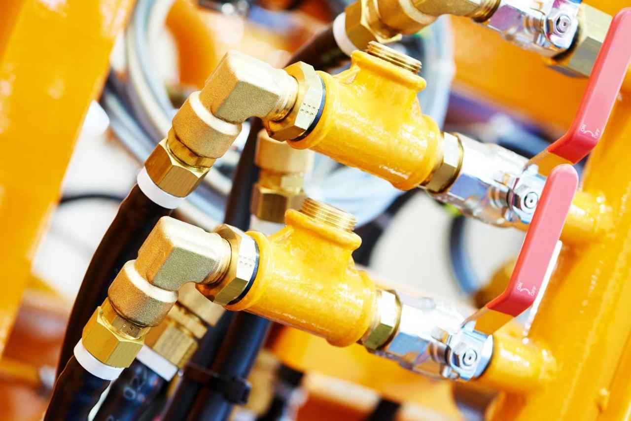 Lieblings Nachricht - Hydrauliköle - Typen und Unterschiede &PU_32