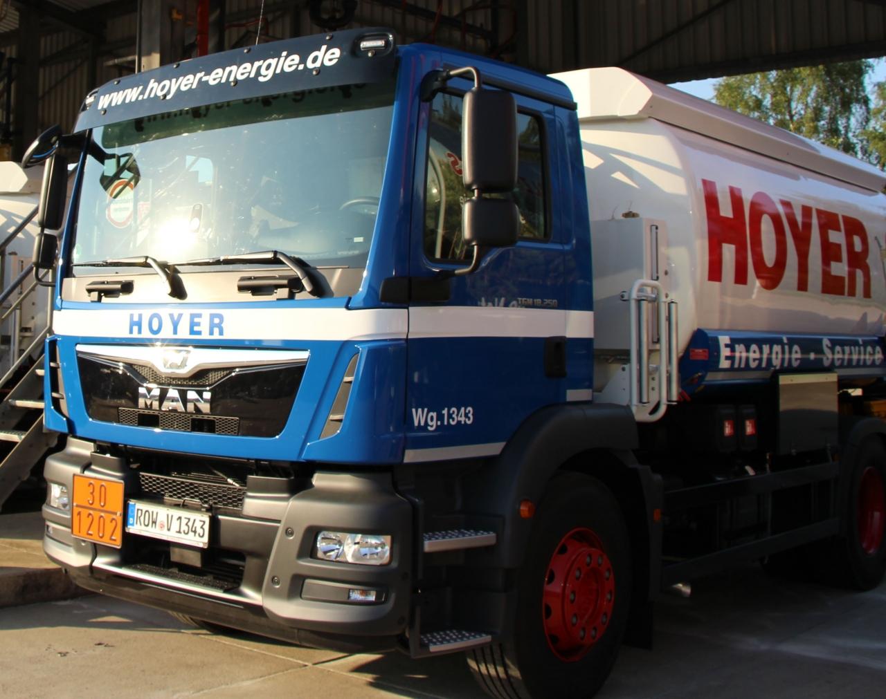 Motorenöl für moderne Lkw