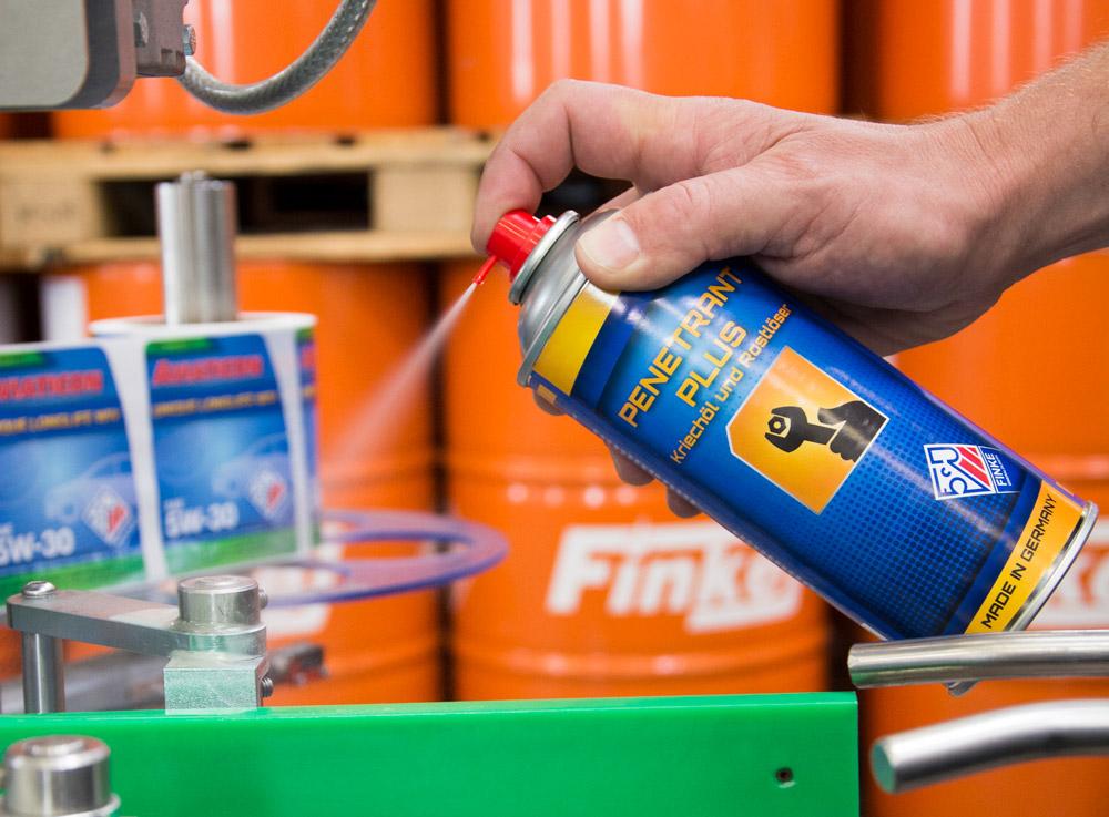 Aerosole - Sprays für vielfältige Einsatzzwecke