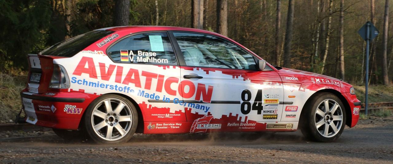 Finke-BMW startet in die Saison