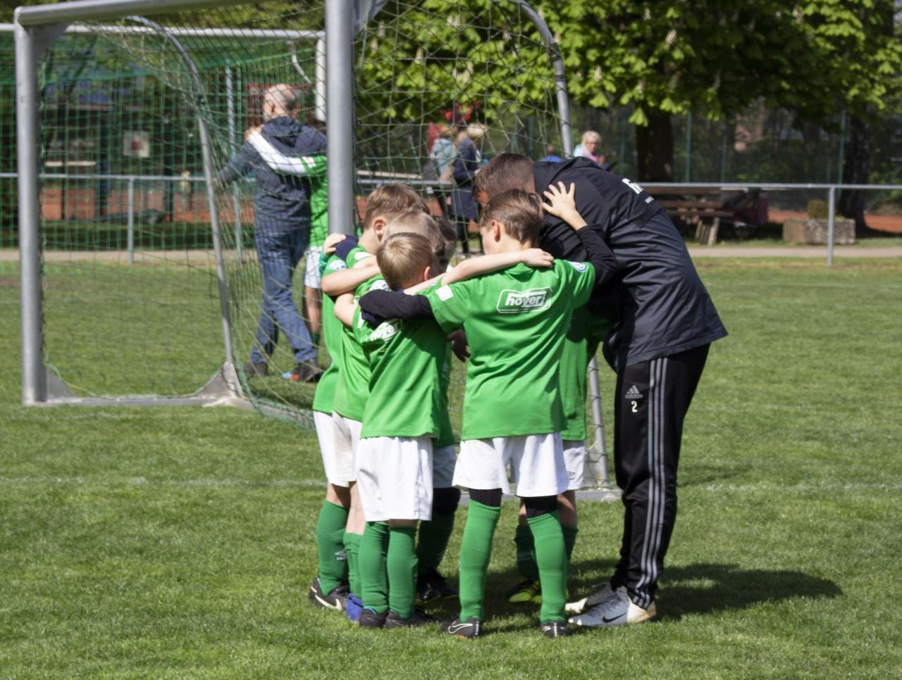 Werder Fußballschule begeistert Nachwuchskicker in Visselhövede
