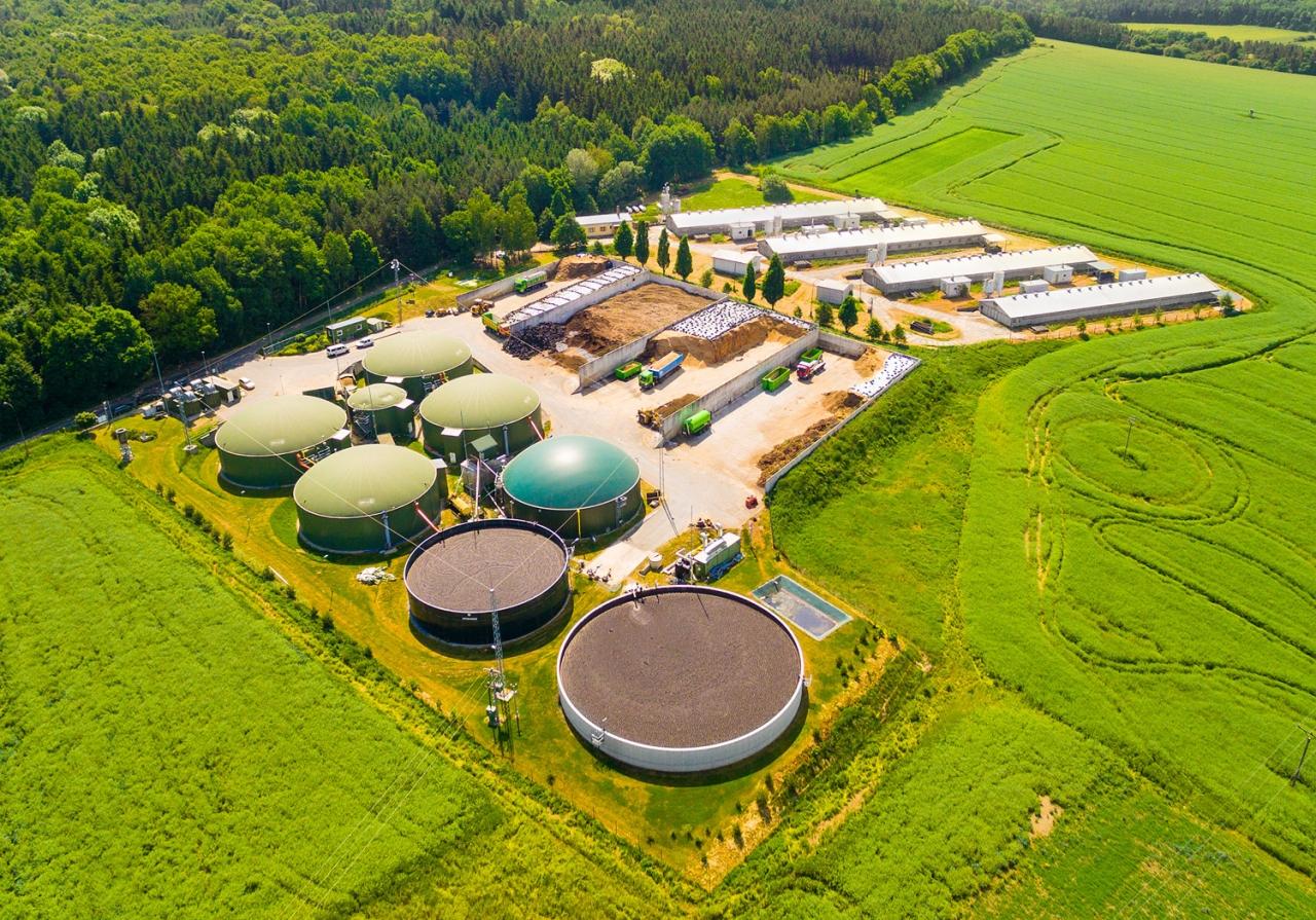 Neue Produkte für Biogas-Anlagen-Betreiber