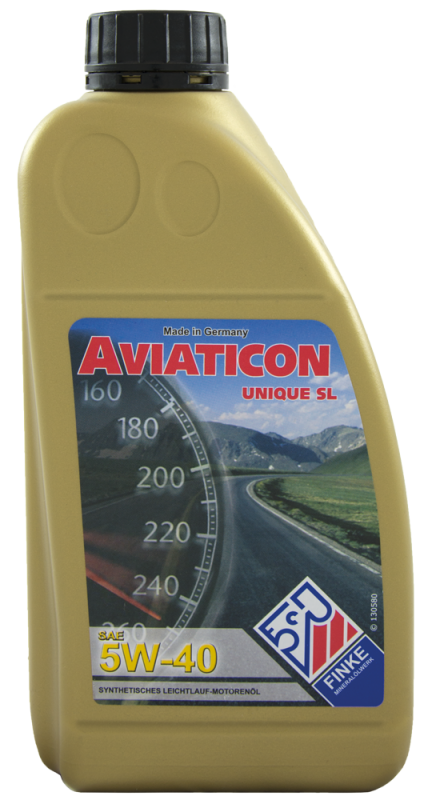Bild - AVIATICON Unique SL 5W-40