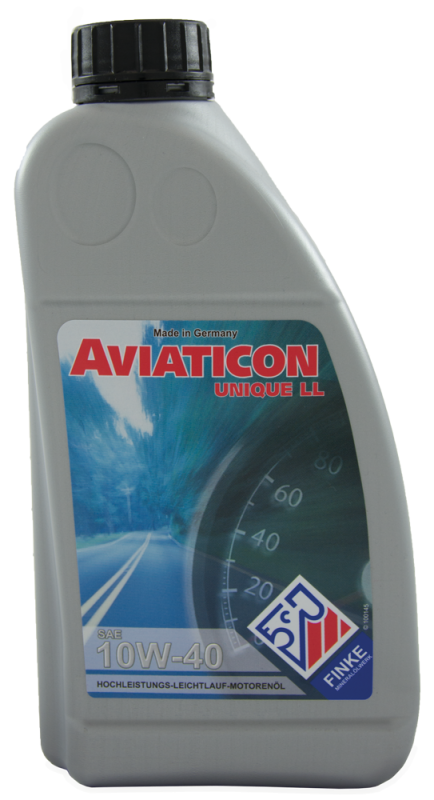Bild - AVIATICON Unique LL 10W-40