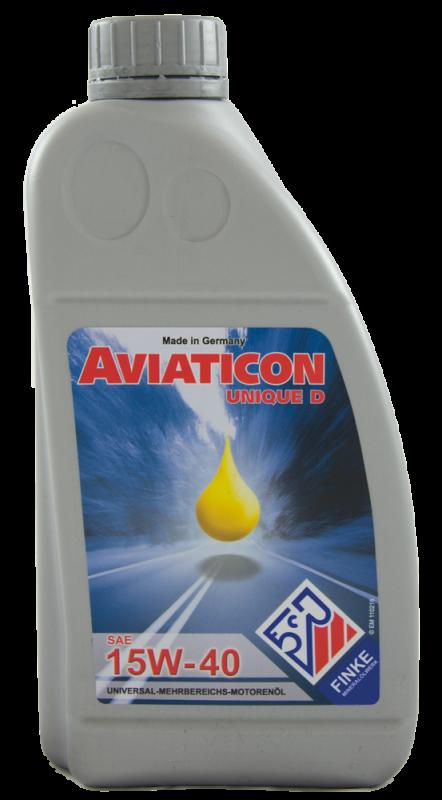 Bild - AVIATICON Unique D 15W-40