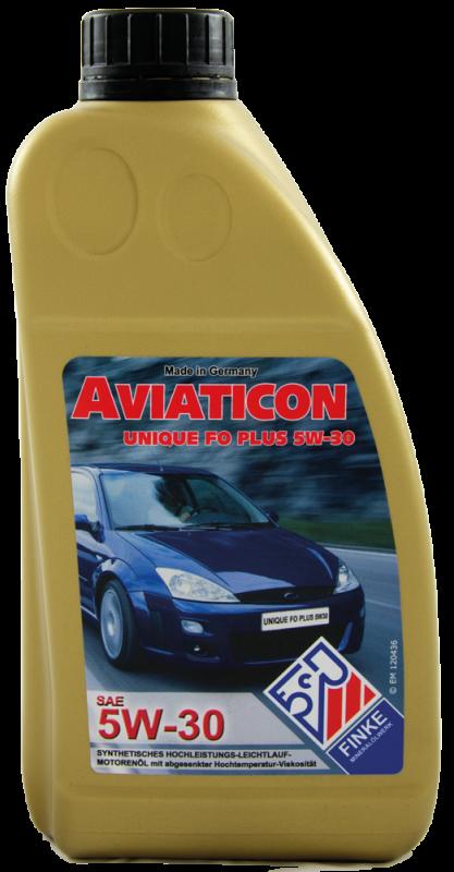 Bild - AVIATICON Unique FO Plus 5W-30