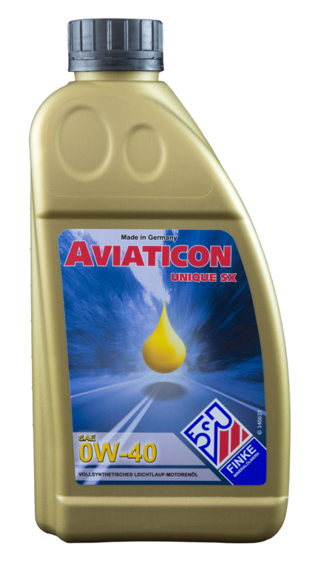 Bild - AVIATICON Unique SX 0W-40