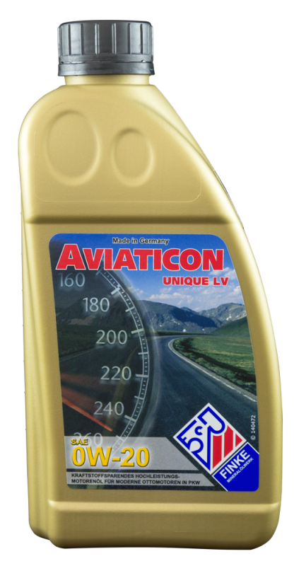 Bild - AVIATICON Unique LV 0W-20