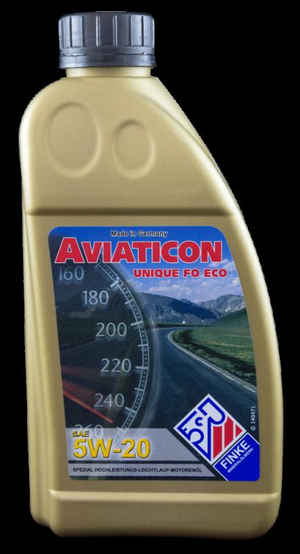 Bild - AVIATICON Unique FO ECO 5W-20
