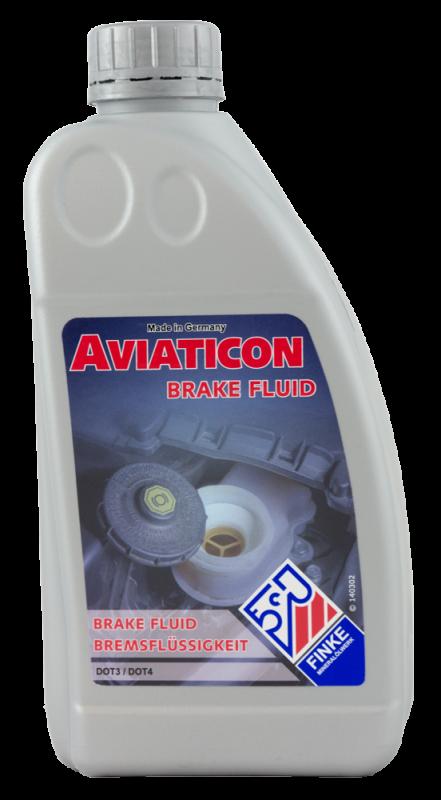 Bild - AVIATICON Brake Fluid DOT 4