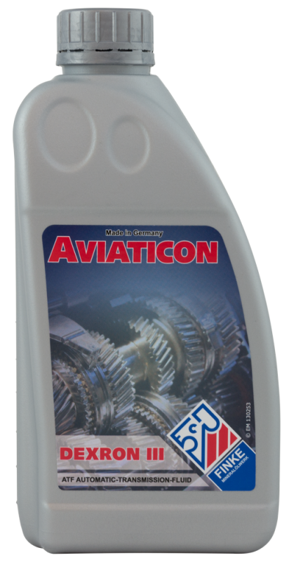 Bild - AVIATICON Fluid ATF DEX III