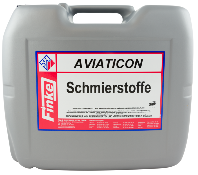 Bild - AVIATICON Fluid ATF FO